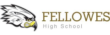 Fellowes High School Spirit Wear Logo